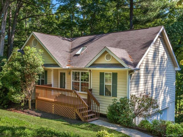 33 Friendly Way, Asheville, NC 28806 (#3525309) :: High Performance Real Estate Advisors