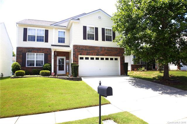 2329 Nettleton Court, Matthews, NC 28105 (#3525311) :: High Performance Real Estate Advisors