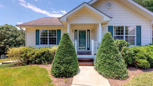 19 Double Brook Drive, Weaverville, NC 28787 (#3525343) :: Stephen Cooley Real Estate Group
