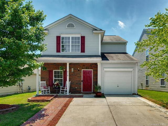 2118 Buckleigh Drive #322, Charlotte, NC 28215 (#3525405) :: Charlotte Home Experts