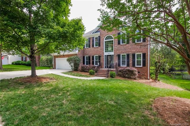 5615 Fairvista Drive, Charlotte, NC 28269 (#3525416) :: Odell Realty