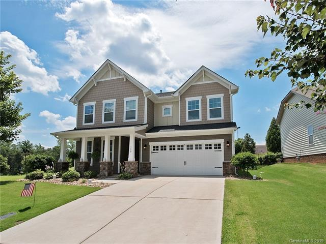 150 Rainberry Drive, Mooresville, NC 28117 (#3525455) :: High Performance Real Estate Advisors