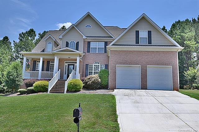 1640 Wakefield Way, Rock Hill, SC 29730 (#3525488) :: High Performance Real Estate Advisors