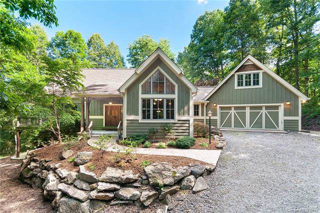 589 Ashley Bend Trail, Hendersonville, NC 28792 (#3525497) :: Robert Greene Real Estate, Inc.