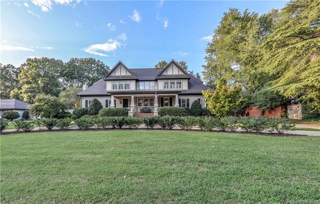 2321 Mecklenburg Avenue, Charlotte, NC 28205 (#3525509) :: MartinGroup Properties