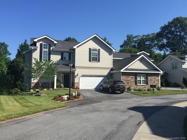 211 Towne Place Drive, Hendersonville, NC 28792 (#3525512) :: LePage Johnson Realty Group, LLC