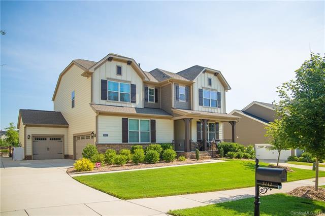 5112 Ingleburn Lane, Huntersville, NC 28078 (#3525663) :: Besecker Homes Team