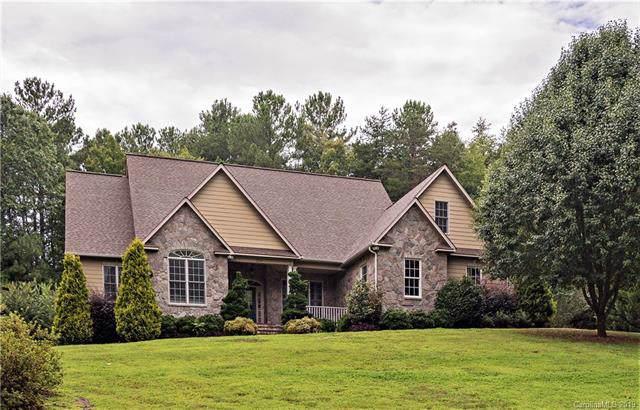 294 Chisholm Trail, Rutherfordton, NC 28139 (#3525736) :: Keller Williams Professionals