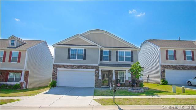 3276 Oulten Street, Concord, NC 28027 (#3525737) :: Mossy Oak Properties Land and Luxury
