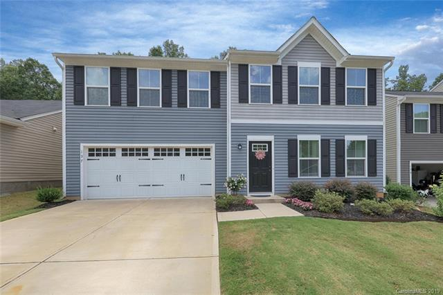 137 Aberdeen Drive, Troutman, NC 28166 (#3525803) :: Keller Williams South Park