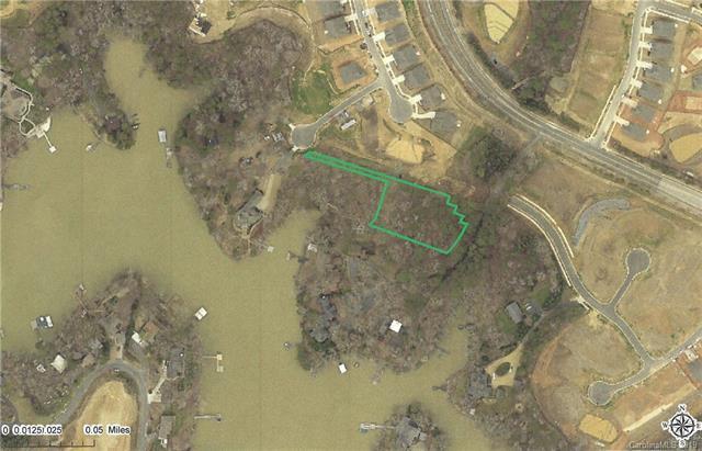 16405 Macgregor Lane L32b, Charlotte, NC 28278 (#3525804) :: Stephen Cooley Real Estate Group
