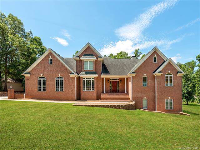 456 Hicks Creek Road, Troutman, NC 28166 (#3525831) :: Odell Realty