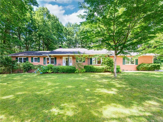 1921 Little River Road, Flat Rock, NC 28731 (#3525844) :: High Performance Real Estate Advisors