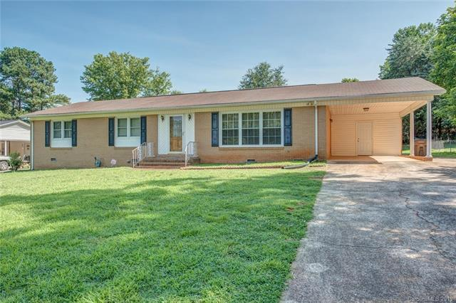 1213 Spring Drive, Shelby, NC 28150 (#3525906) :: Team Honeycutt