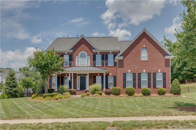9814 Ravenscroft Lane NW, Concord, NC 28027 (#3525911) :: The Elite Group
