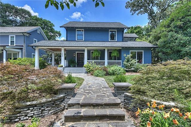 1827 Belvedere Avenue, Charlotte, NC 28205 (#3525991) :: Charlotte Home Experts