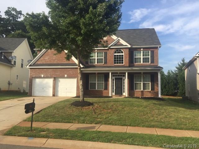 8524 Ridgeline Lane, Charlotte, NC 28269 (#3525993) :: High Performance Real Estate Advisors