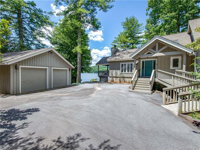 595 Blue Ridge Road, Lake Toxaway, NC 28747 (#3526041) :: BluAxis Realty