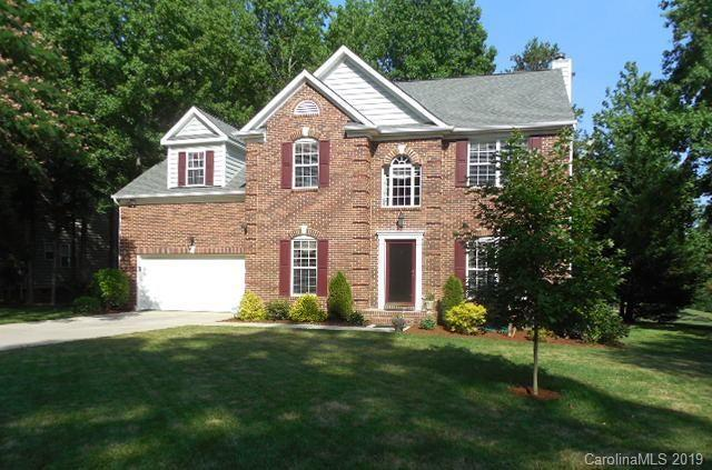 7620 Hogans Bluff Lane, Mint Hill, NC 28227 (#3526094) :: Robert Greene Real Estate, Inc.