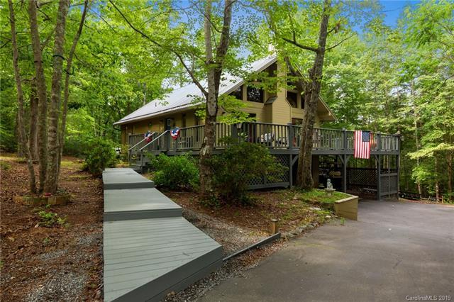 154 Wilson Court, Lake Lure, NC 28746 (#3526135) :: BluAxis Realty