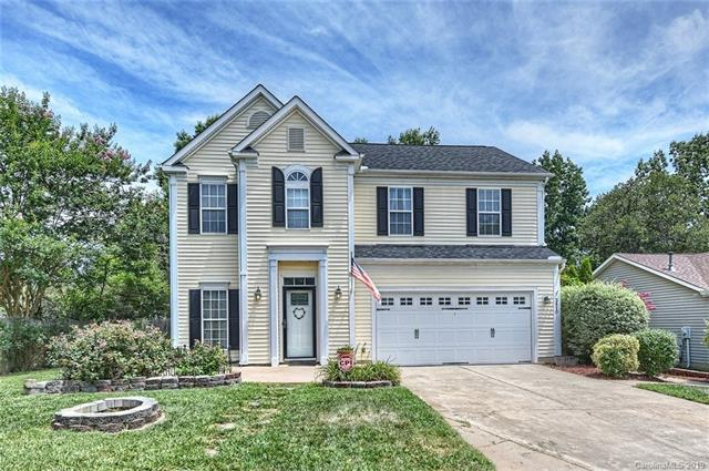 3810 Crimson Wing Drive, Indian Trail, NC 28079 (#3526140) :: The Elite Group