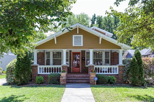 3612 Benard Avenue, Charlotte, NC 28206 (#3526169) :: Carver Pressley, REALTORS®