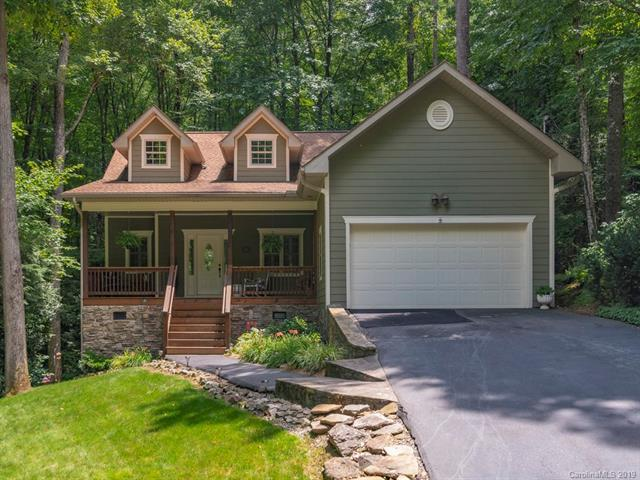 427 Locust Drive, Maggie Valley, NC 28751 (#3526237) :: Carlyle Properties