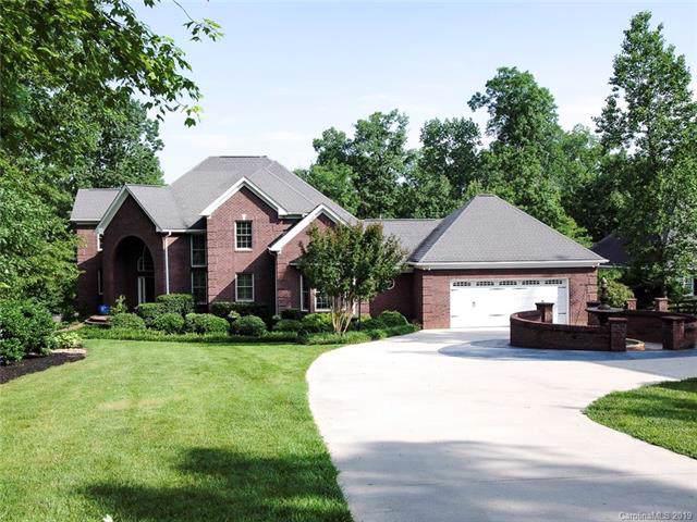 750 Mountain Shore Drive, Denton, NC 27239 (#3526249) :: Francis Real Estate
