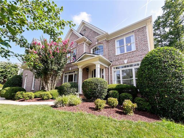 1117 Lytton Lane, Matthews, NC 28104 (#3526264) :: High Performance Real Estate Advisors