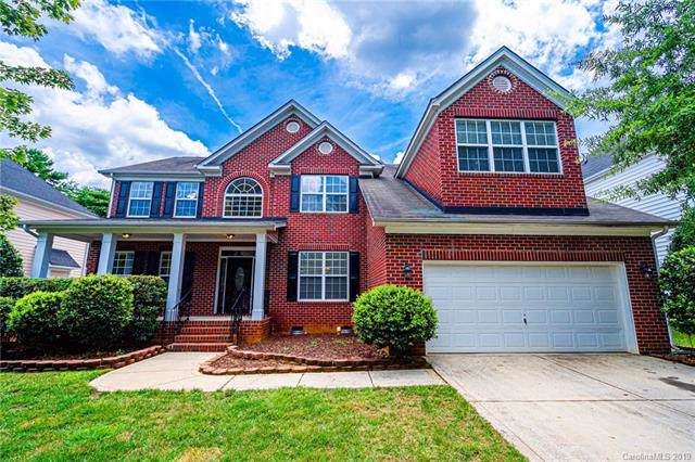 9715 Aragorn Lane, Charlotte, NC 28269 (#3526380) :: Odell Realty