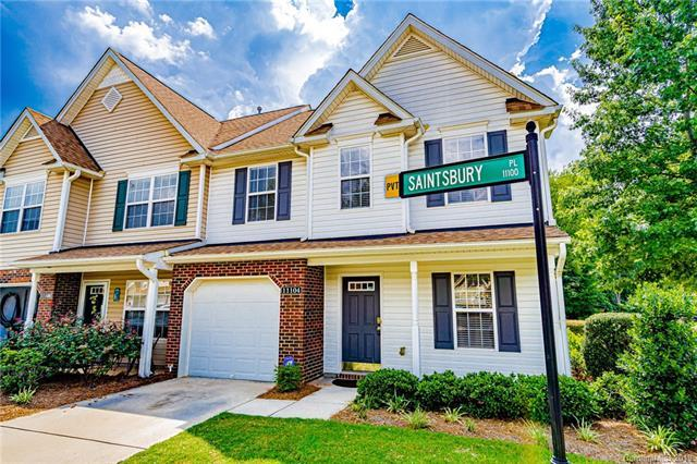 11104 Saintsbury Place, Charlotte, NC 28270 (#3526405) :: The Ramsey Group