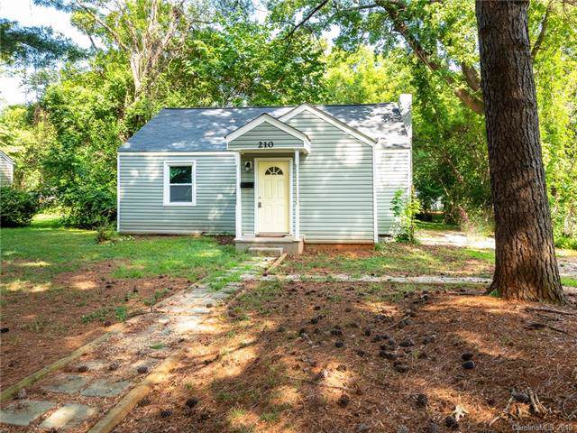 210 S Gardner Avenue, Charlotte, NC 28208 (#3526430) :: Homes Charlotte