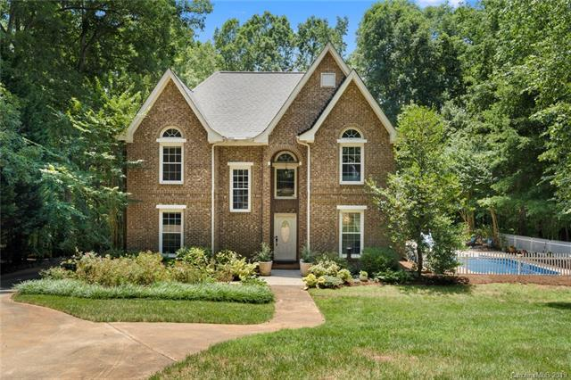 5031 Saddlehorn Trail, Matthews, NC 28104 (#3526454) :: Francis Real Estate