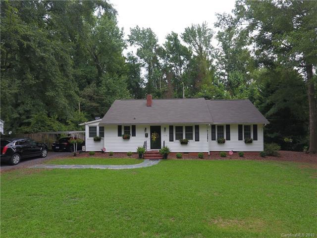 610 N Pine Lane, Wadesboro, NC 28170 (#3526647) :: Carlyle Properties