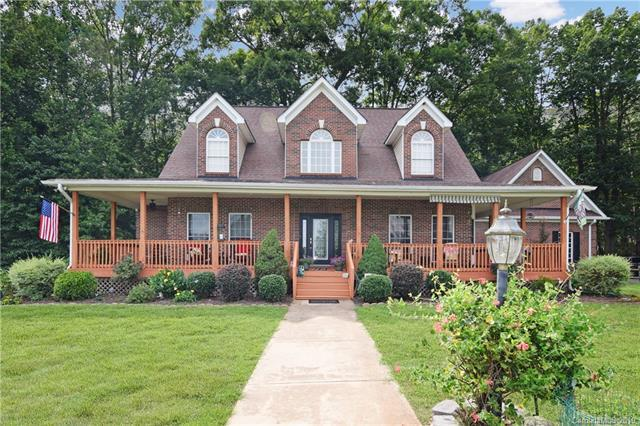 3784 E Maiden Road, Maiden, NC 28650 (#3526740) :: LePage Johnson Realty Group, LLC