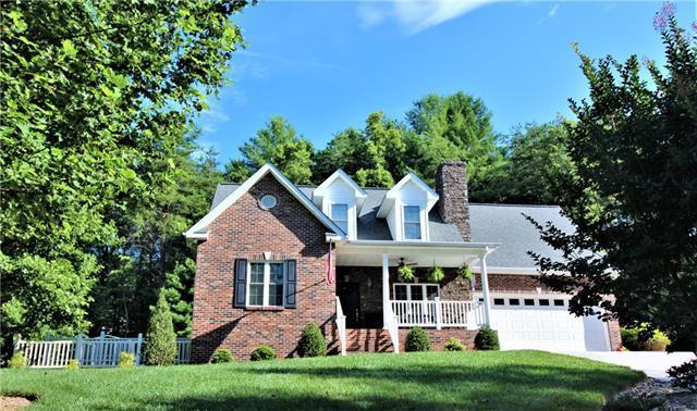 2148 Piper Ridge Drive, Lenoir, NC 28645 (#3526751) :: Besecker Homes Team