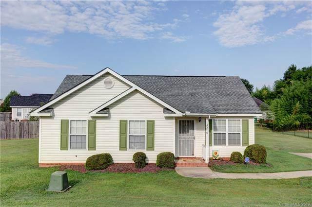 4319 Frank Vance Road, Charlotte, NC 28216 (#3526790) :: Cloninger Properties