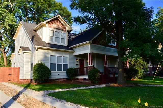 3118 Clemson Avenue, Charlotte, NC 28205 (#3526815) :: Stephen Cooley Real Estate Group
