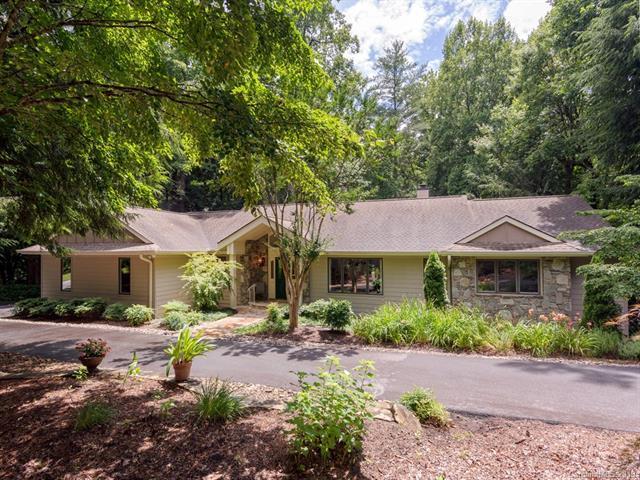 18 Legendary Road, Hendersonville, NC 28739 (#3526821) :: High Performance Real Estate Advisors