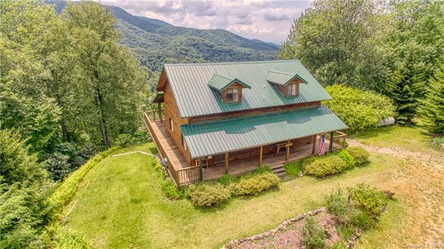 198 Boomer Ridge, Maggie Valley, NC 28751 (#3526860) :: Francis Real Estate