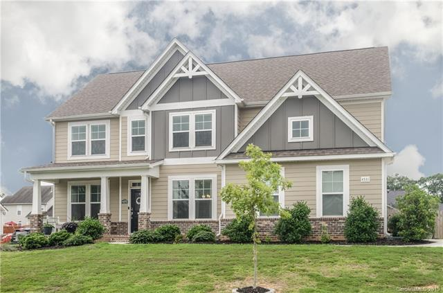 4531 Parnell Street, Indian Trail, NC 28079 (#3526862) :: Charlotte Home Experts