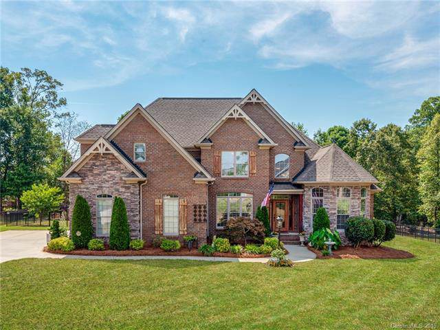 3109 John Calvin Court, Stanley, NC 28164 (#3526878) :: Scarlett Real Estate