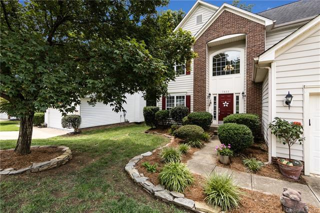 7833 Taymouth Lane, Charlotte, NC 28269 (#3526891) :: Stephen Cooley Real Estate Group