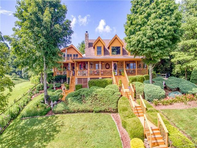 1249 Rough Knob Road, Clyde, NC 28721 (#3526912) :: Stephen Cooley Real Estate Group