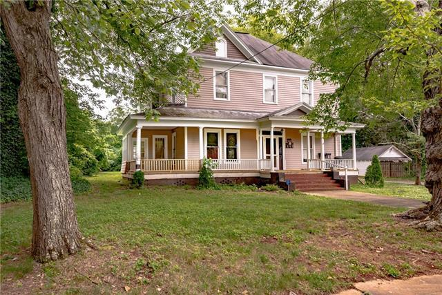 424 S Race Street, Statesville, NC 28677 (MLS #3527029) :: RE/MAX Impact Realty