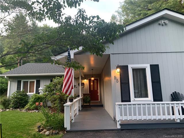 55 Calypso Lane, Cullowhee, NC 28723 (#3527056) :: Stephen Cooley Real Estate Group