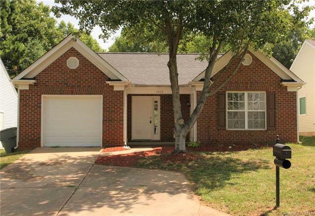 1408 Rumstone Lane, Charlotte, NC 28262 (#3527099) :: Francis Real Estate