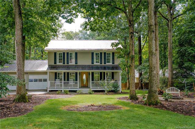 55 Wildwood Circle, Fletcher, NC 28732 (#3527115) :: Charlotte Home Experts