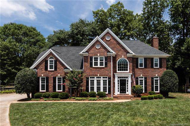 14918 Hope Court, Huntersville, NC 28078 (#3527165) :: High Performance Real Estate Advisors