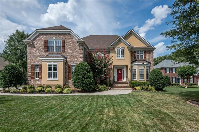 6172 Four Wood Drive, Matthews, NC 28104 (#3527179) :: High Performance Real Estate Advisors